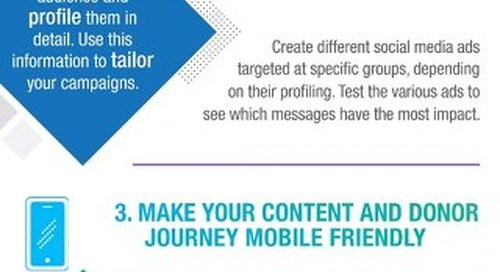 Infographic: Using Social Media to Fundraise