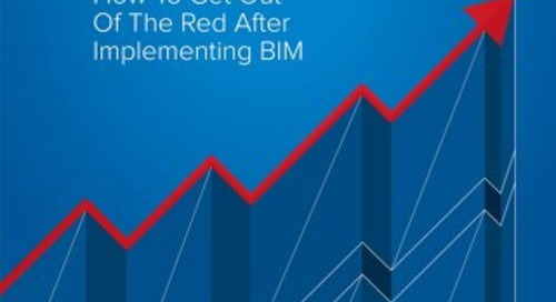 How To Get Out Of The Red After Implementing BIM