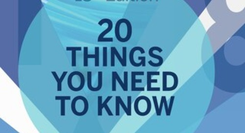 18th Edition: 20 things you need to know