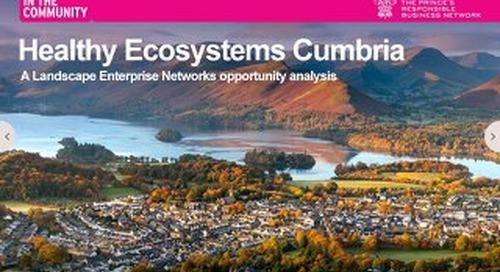 Healthy Ecosystems Cumbria - LENS