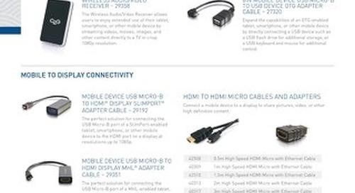 Mobility & Connectivity Portfolio