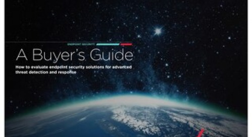 Endpoint Security Buyer's Guide