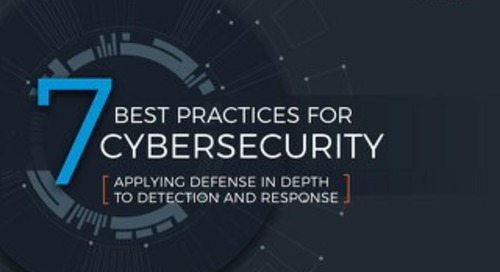 7 Best Practices for Cybersecurity