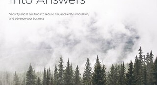 Transforming Data Into Answers