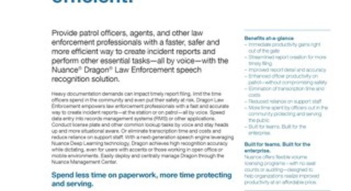 Dragon Law Enforcement Brief