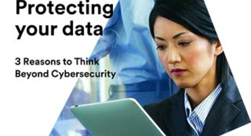 Think Beyond Cyber Security