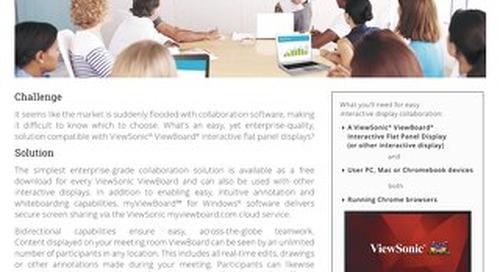 Simple, Enterprise-Grade Collaboration