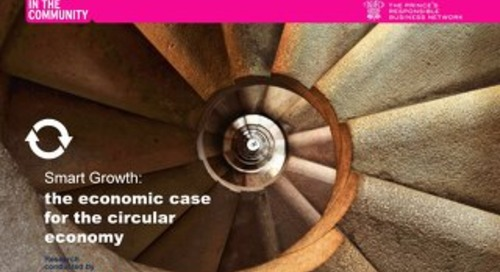 Smart Growth - The economic case for the circular economy