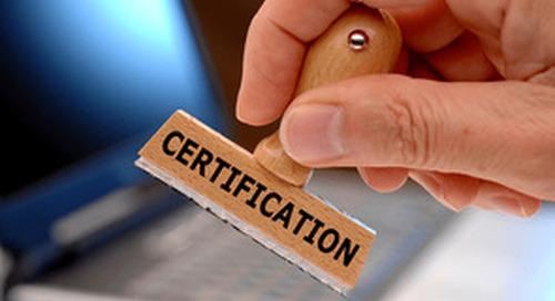 CVE Certified In-House Workshop