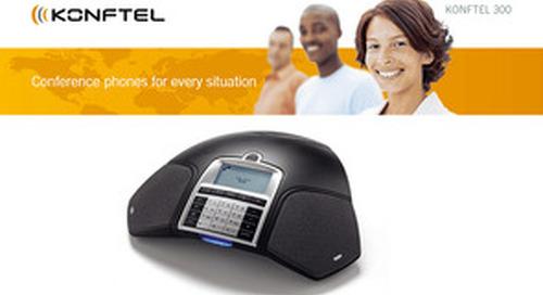 Konftel 300 Conference Unit [Brochure]