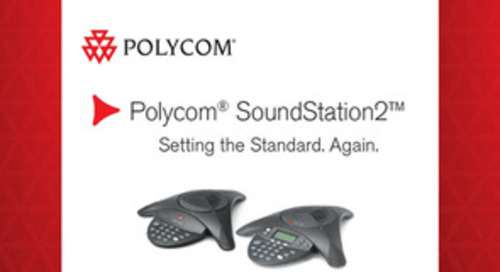 Polycom SoundStation2 Conference Unit [Brochure]