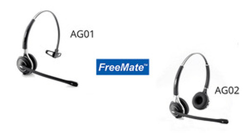 The Freemate AG 01 & AG 02 Headset [Product Highlight]
