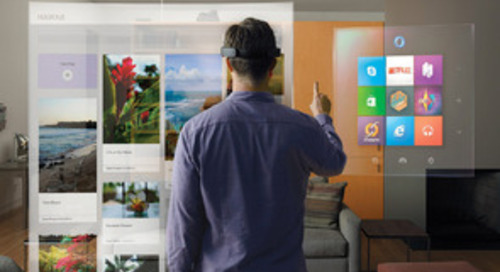 Mixed-Reality has Industry in a Spin!