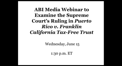 Examining the Supreme Court's Ruling in Puerto Rico v. Franklin California Tax-Free Trust