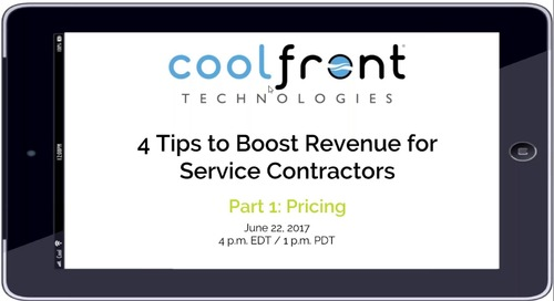 Boosting Revenue: Pricing - Webinar