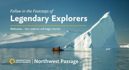 Northwest Passage | Unforgettable Polar Moments