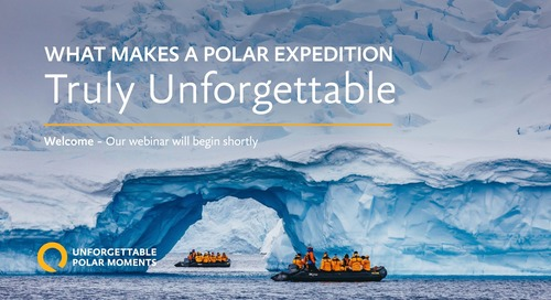 What Makes a Polar Expedition Truly Unforgettable?