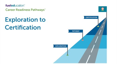 Video: Career Readiness Pathways™ – Exploration to Certification