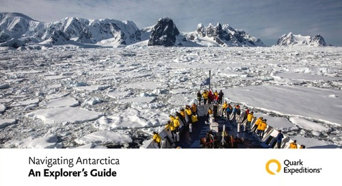 An Explorer's Guide to Antarctica - Navigating Itineraries