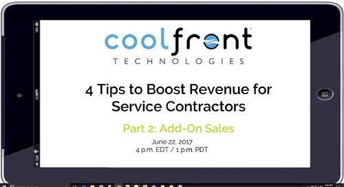 Boosting Revenue: Add-On Sales - Webinar