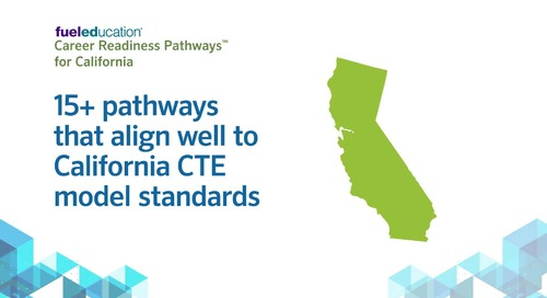 Fuel Education's California Career Readiness Pathways