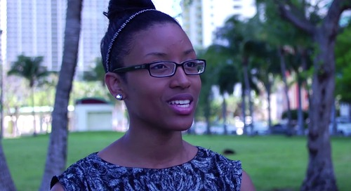 Students Become Motivated Learners at Miami-Dade Online