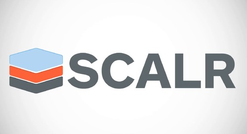 Provisioning and Optimization with Scalr