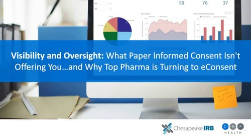 Visibility and Oversight: What Paper Informed Consent Isn't Offering You