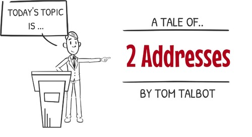 A Tale Of 2 Addresses