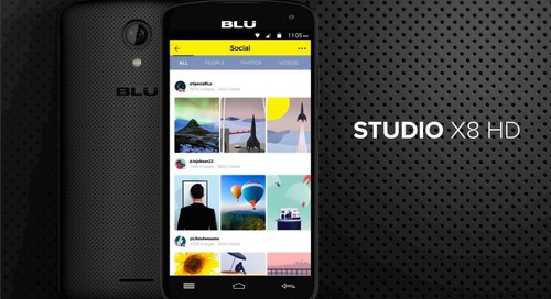 BLU Studio X8 has Self-installing Malware in its Firmware