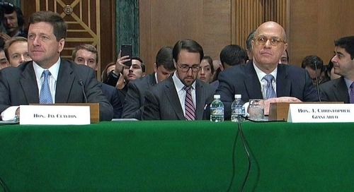 SEC Chair Testified About Cryptocurrency Regulation Before Congress