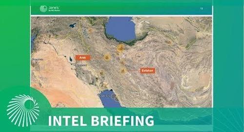 Intel Briefing: Iranian Air Defences