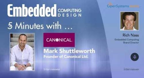 Five Minutes With…Mark Shuttleworth, founder ofUbuntu