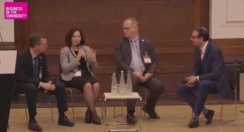 Wisbech Panel Discussion - BITC AGM 2017