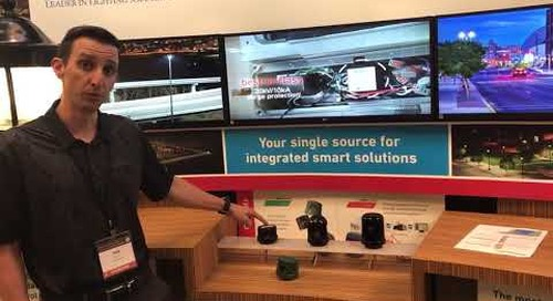 Silver Springs at the 2017 IES Street & Area Lighting Conference