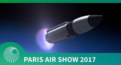 Paris Air Show 2017: Raytheon's SM-3 and SM-6 standard missiles