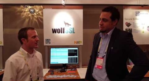 NXP FTF 2016: Shrinking SSL for secure communications in IoT and embedded