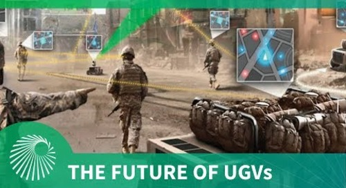 UGVs for the modern battlefield