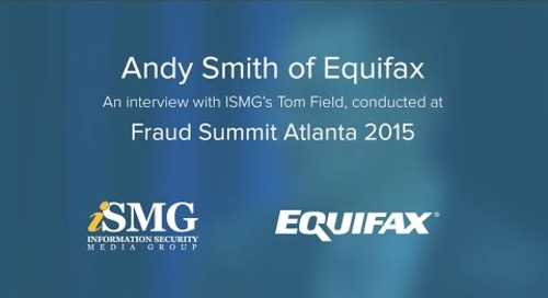 Information Sharing and Fraud Prevention: Interview with Andy Smith