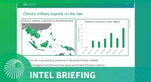Intel Briefing: Power and Politics in the South China Sea
