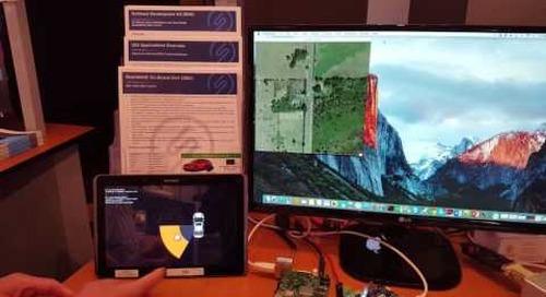 NXP FTF 2016: Savari's vision for V2X and autonomous driving
