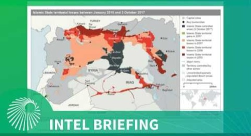 Intel Briefing: Islamic State Decline
