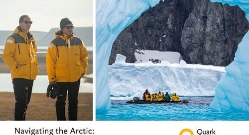 Navigate the Arctic in 5 Minutes