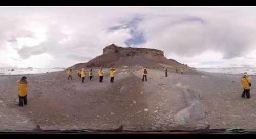 Antarctica: Exploring the 7th Continent (360° VR)