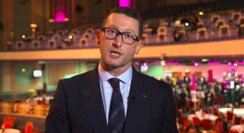 Duncan Tait of Responsible Business of the Year Fujitsu on the year ahead