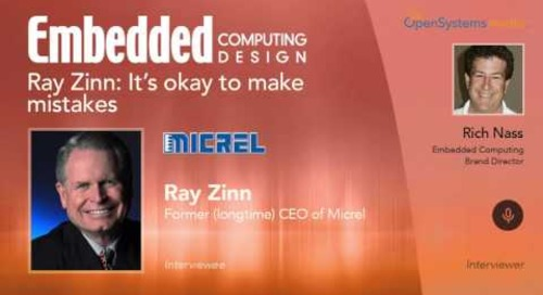 Ray Zinn: It's okay to make mistakes