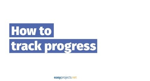 Tracking Project Progress - Project Management Made Easy