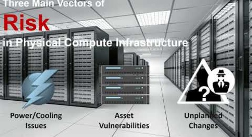 Reducing Risk and Increasing Security in the Data Center