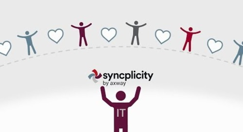 Watch this video and find out why users love and IT trusts Syncplicity!