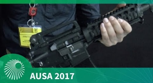 AUSA 2017: FATS 100MIL Simulation training system